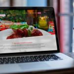 Restaurant Week Landing Page
