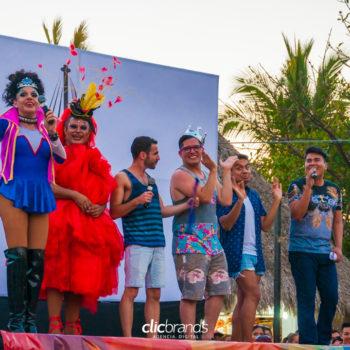 Desfile del Orgullo Vallarta Pride 2016 - Clic Brands